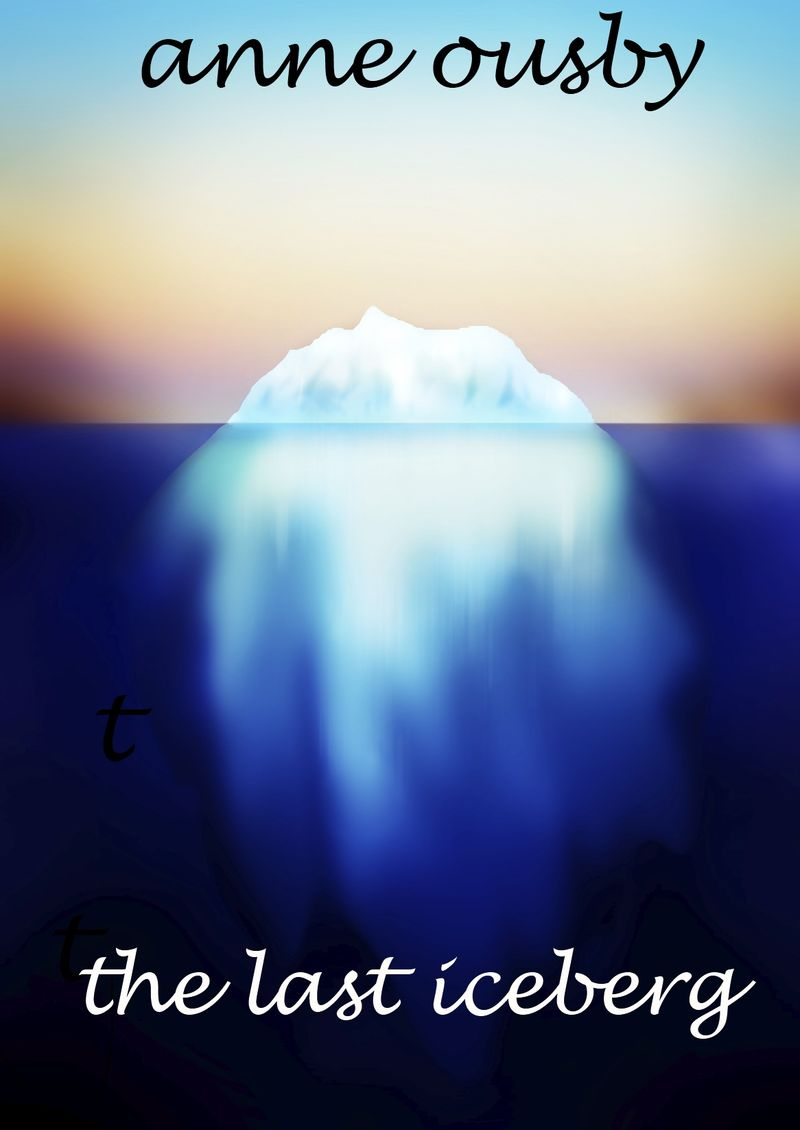 Iceberg Novel kindle cover